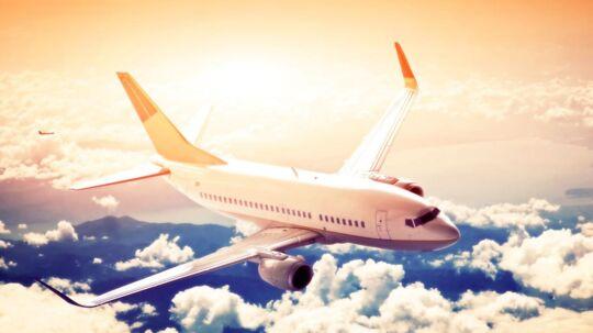 MODELFOTO. Airhelp har netop udgivet listen over de 10 bedste og 10 værste flyselskaber.