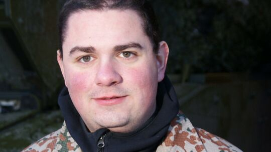 Fredag den 7. august blev overkonstabel af første grad Erik Berre Rolandsen, 26 år, dræbt i Afghanistan. Privatfoto