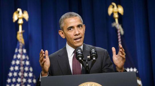 Barack Obama vil sætte 5,2 milliarder af til at finde kuren for kræft