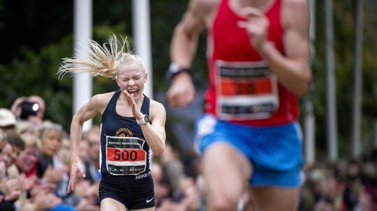 Intensiv motion som fx løb kan måske være gavnligt mod cancertumorer. (Arkivfoto)