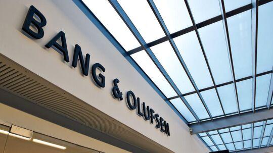 Kinesiske Sparkle Roll Group køber 13,1 procent af aktierne i danske Bang & Olufsen. Det oplyser Bang & Olufsen i en meddelelse.