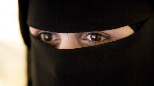 Niqab er på vej til at blive forbudt i Letland.