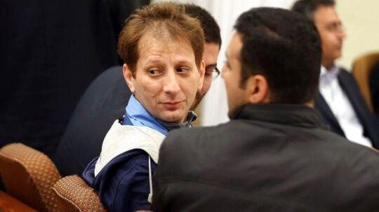 Babak Zanjani er dømt til døden.