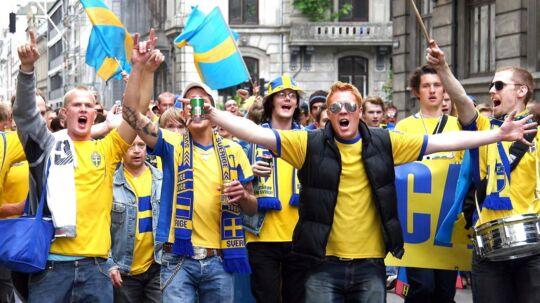 ARKIVFOTO: »Hvad er forskellen på svenskerne og finnerne? Svenskerne har flinke naboer.« Gæt selv, hvem der har fundet på den.