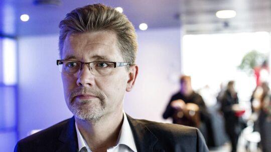Københavns Overborgmester Frank Jensen.