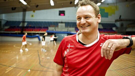 Den danske landstræner i badminton, Lars Uhre, kunne ikke dy sig for at fremhæve, at Danmarks vej til Thomas Cup-trofæet havde været lidt for tæt.