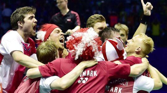 En pæn bonus i badmintonsammenhænge, men langt fra andre sportsgrene, siger Bo Jensen om økonomien for den danske VM-triumf.