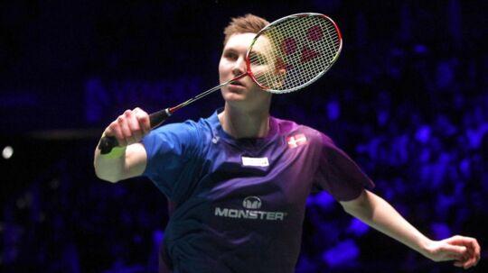 Lidt over to måneder før OL måtte Viktor Axelsen trække sig fra en stor turnering for en sikkerheds skyld.