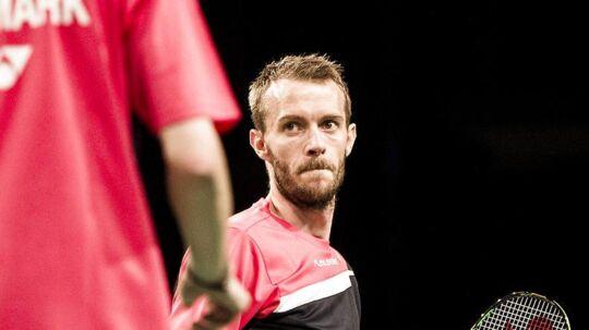 Arkivfoto: Carsten Mogensen i aktion til turnering i 2015.