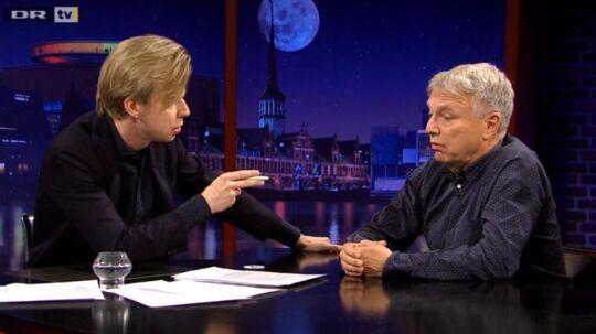 Screenshot fra programmet »Vi ses hos Clement«, som blev sendt på DR 2.