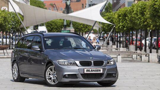 BMW 3-serien er en eftertragtet model på brugtbilmarkedet, og den er nu også blevet kåret til årets brugtbil 2016.