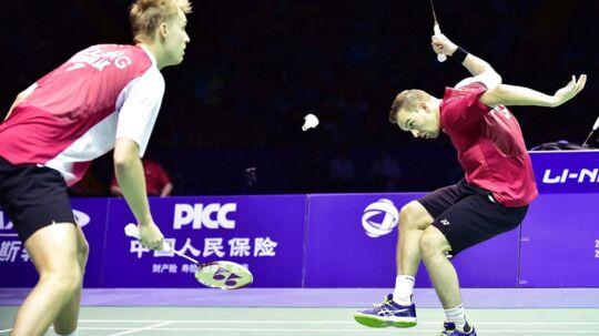 Mads Conrad-Petersen og Mads Pieler Kolding er skuffede over ikke at skulle til OL.