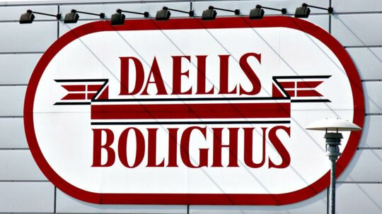 Daells Bolighus.