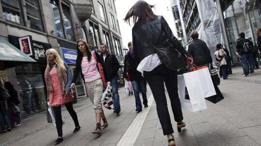 Nye tal viser, at de ti procent af danskerne, der har den højeste indkomst, har formuer, som svarer til de nederste 70 procent tilsammen.