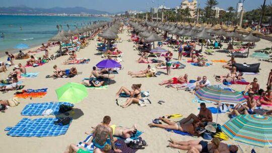 Spanien er en populær feriedestination blandt danskerne, og Mallorca er vores favorit.