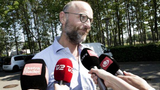 Ugebladets tidligere chefredaktør Henrik Qvortrup er blandt de sigtede i Se og Hør-sagen. (Foto: Linda Kastrup/Scanpix 2014)