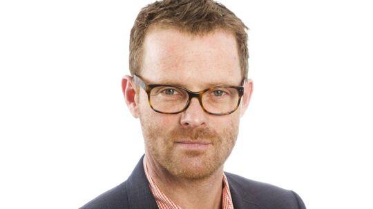 Adm. direktør og kommunikationsrådgiver, Kresten Schultz Jørgensen.