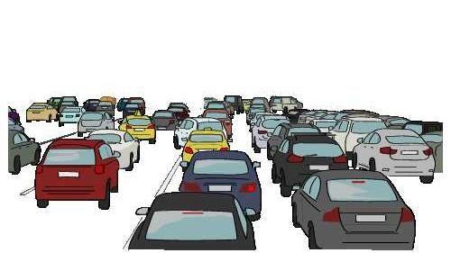 Trafikplanlægningen i København er et kludetæppe. Tæller man det hele med, er der i dag 48 forskellige aktører, som styrer den kollektive trafik. Illustration: Iris