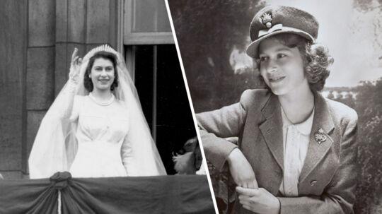Elisabeth voksede op i et trygt og harmonisk hjem og ingen havde set komme, at hun skulle blive arving til tronen.