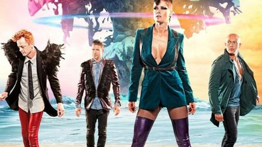 """Sådan præsenterer Aqua sig selv på deres kommende album """"Megalomania"""""""