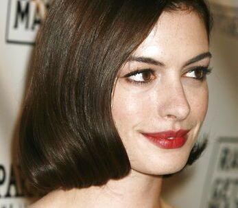 Anne Hathaway var lidt for fræk for filmproducenterne.