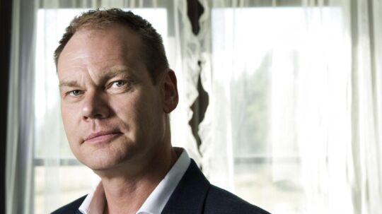 Skuespiller Andreas Bo Pedersen.