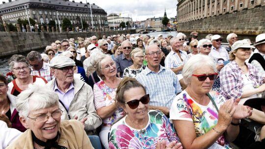 Danmarks mest tolerante borgere findes i København – i hvert fald ifølge københavnerne selv. (Foto: Jens Astrup/Scanpix 2016)