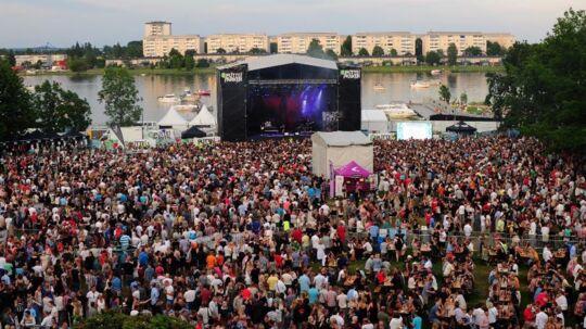 Promotion-billede fra »Putte i Parken« i Karlsstad i år.