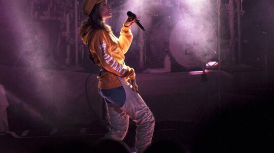 Smukfest 2016: Rihanna koncert på Bøgescenen onsdag den 3. august