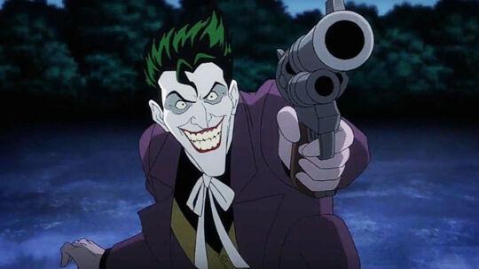 Den nye, animerede Batman-film er mørk, dyster og regnfuld – og slet ikke egnet for børn under 15 år. PR-foto