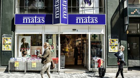 Matas (Foto: Jeppe Bjørn Vejlø/Scanpix 2013)