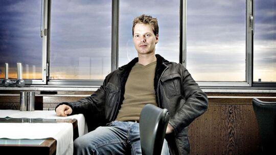 Janus Friis. Manden der solgte Skype til E-bay og blev milliardær, er på vej med et ny projekt.