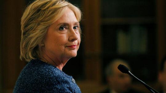 Lungebetændelse er dårligt nyt for Clinton Et ildebefindende bringer nyt fokus på Hillary Clintons helbred. Det bidrager til tvivl om, hvorvidt hun kan varetage posten som præsident, siger USA-kender.