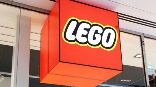 Den danske klodsgigant Lego er det tredjehurtigst voksende varemærke i verden, når man måler på, hvor værdifuldt det er.
