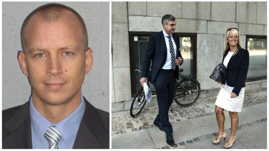Carsten Horn, tidligere formand for Dansk Folkeparti lokalafdeling i Brøndby, har nu meldt sig ind i Nye Borgerlige.