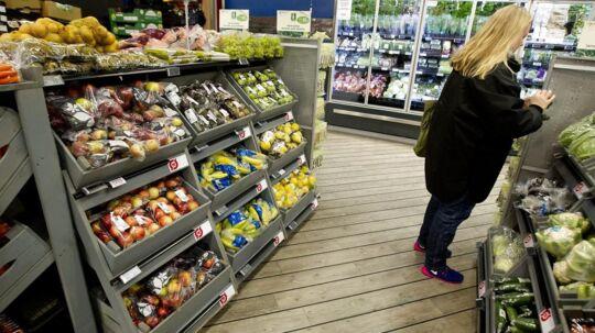 Danskernes appetit på økologiske fødevarer stiger stadig.