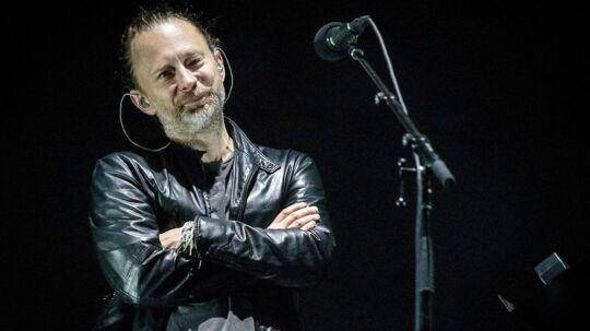Forsanger Thom Yorke og resten af Radiohead kan opleves på Northside Festival næste år.