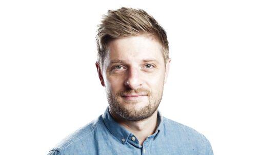 Morten Crone Sejersbøl, sportsredaktør, Berlingske