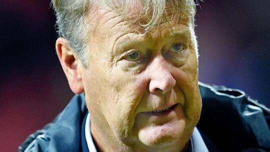 Landstræner Åge Hareide har fået en hård start på VM-kvalifikationen, især efter nederlaget til Montenegro i Parken.