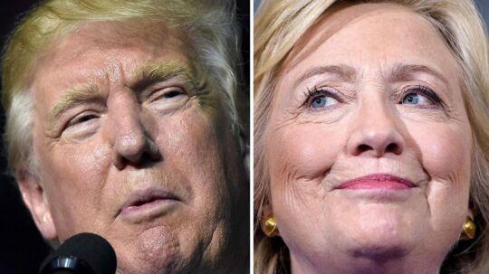 Aldrig tidligere har USA haft to præsidentkandidater med så store forretningsimperier og så mange forgreninger til udenlandske interesser. Den af de to kandidater, der bliver valgt, er nødt til at opgive kontrollen med sit foretagende.