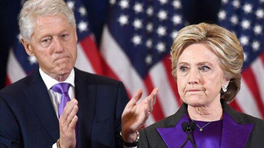 Hillary Clinton kunne være blevet USAs første kvindelige præsident. Men de hvide kvinder svigtede hende.