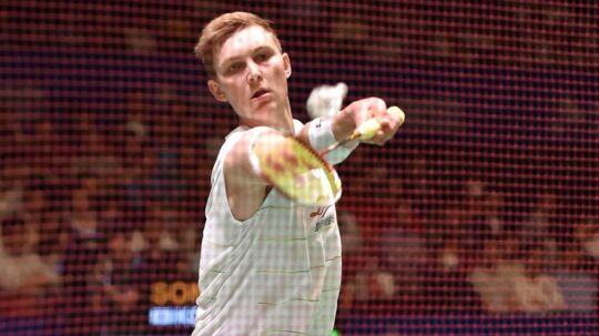 Viktor Axelsen er videre til anden runde ved China Open efter en hård indledning. Arkivfoto.
