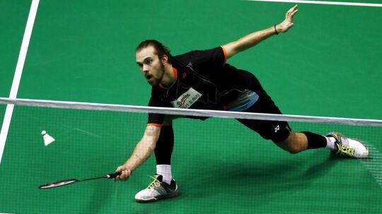 Jan Ø. Jørgensen var stolt helt ned i maven efter sejren over Chen Long i China Open.