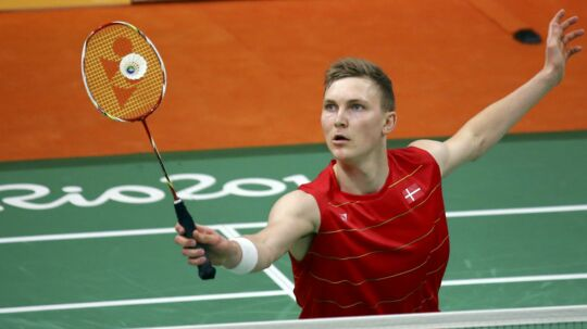 Viktor Axelsen dropper Hong Kong Open.