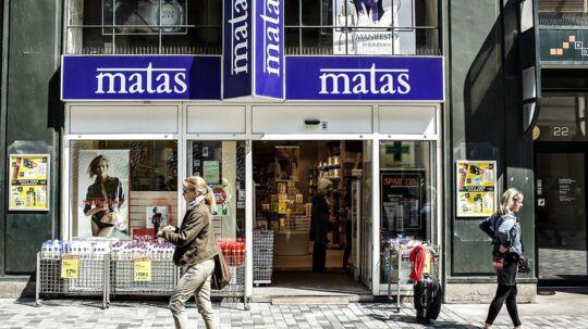 Det er ikke kun fredag, at man kan benytte sig at tilbud. Faktisk kører Matas-kæden et tilbud weekenden over på nettet.