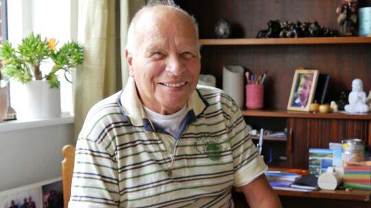 Flemming Matzen havde hjerteproblemer og ventede forgæves på en indkaldelse til undersøgelse på Herlev Hospital. privatfoto