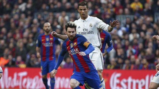 Både Cristiano Ronaldo og Lionel Messi har lusket med deres massive indtjeninger
