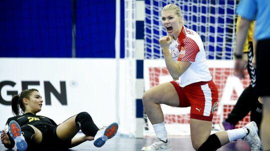 Danmark hentede en snæver sejr over Montenegro i EM-åbneren.