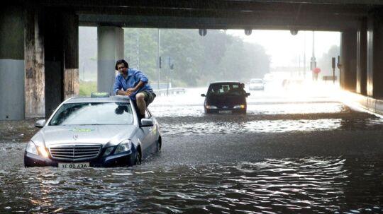 Teknik- og miljøudvalget indleder arbejdet med stormflodsplanen på et møde på mandag og har i den forbindelse fået udarbejdet en rapport fra rådgivningsfirmaet COWI.