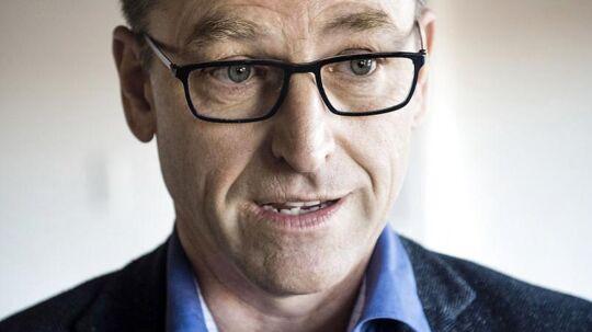 BT's chefredaktør, Jens Grund.